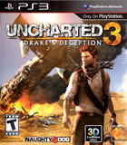 234615 uncharted 3 drake s deception playstation 3 front cover