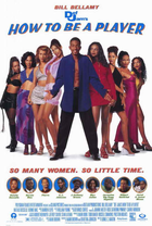How to be a player movie poster 1997 1020193472