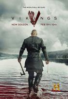 font b vikings b font poster tv series movie font b art b font silk