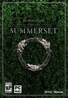 The elder scrolls online summerset cover