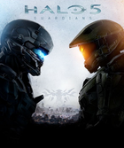 Halo 5 box art