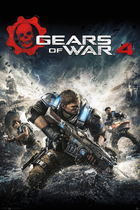 Gears of war 4 game cover i30650