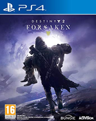 Destiny2forsaken gamecover