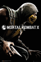 Mortal kombat x cover i24477