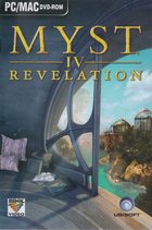 417018 myst iv revelation macintosh manual