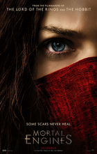 Mortal engines teaser poster