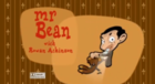 Mr bean animated episode opening card