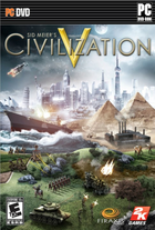 Civ v box art