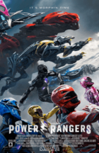 Power rangers %282017 official theatrical poster%29