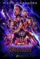 Avengers endgame poster 405x600
