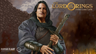 The lord of the rings living card game aragon