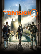 The divsion 2 boxart