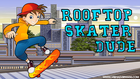 Rooftop skater dude 2d mobile game by vibhas virwani 2