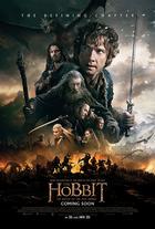 Hobbit the battle of the five armies fnl poster coverart