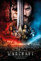 Warcraft poster coverart