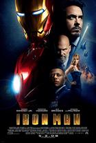 Iron man final movie poster high resolution coverart