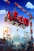 The lego movie poster coverart