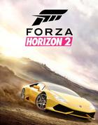 Forza horizon 2 cover art