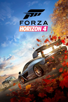 Forza horizon 4 pc xbox one cover