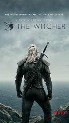 Witcher netflix tv series poster