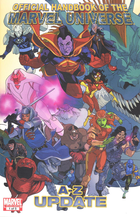 Official handbook of the marvel universe a z update vol 1 1
