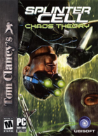 Tom clancy's splinter cell   chaos theory coverart