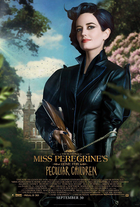 Miss peregrines home for peculiar children thumb
