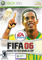 Xbox 360 fifa 2006