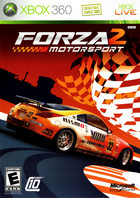 93032 forza motorsport 2 xbox 360 front cover
