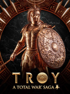 Total war saga troy cover art