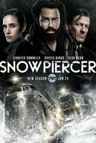 Snowpiercer season 2 one sheet