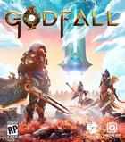 Godfall cover art