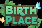 Birthplace logo design big