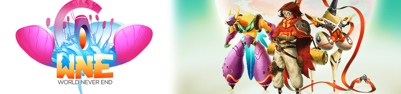 Game banner   characters
