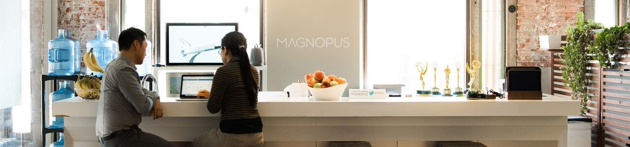 Magnopus  new company photos