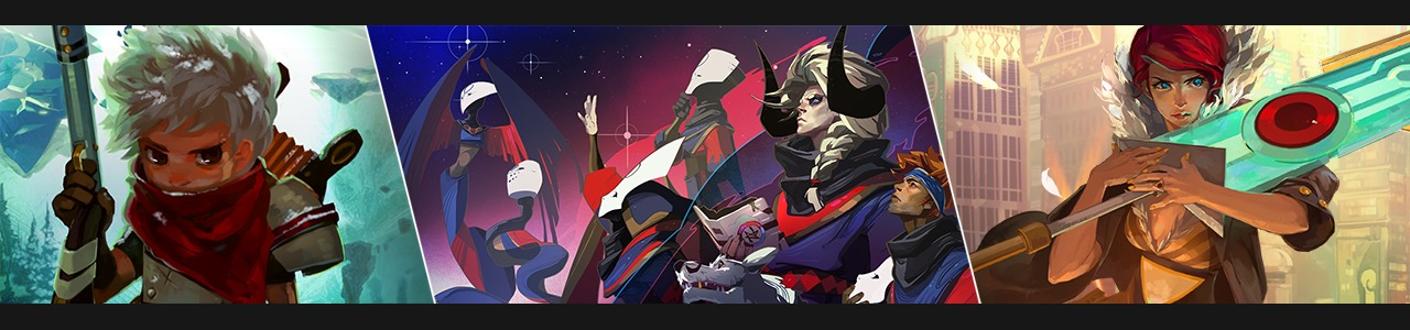 Supergiant page banner