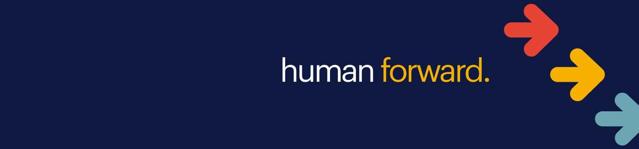 Human forward