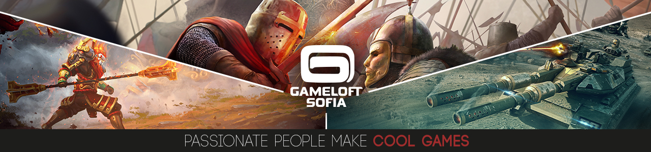 Jobs at Gameloft Bulgaria LTD