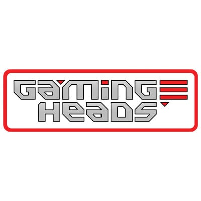 Gamingheads logo 400 x 400 px