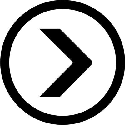 Amplitude logo full black