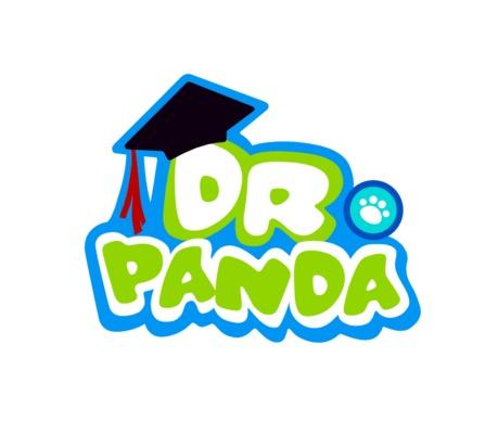Dr.panda logo simp rgb 30 space