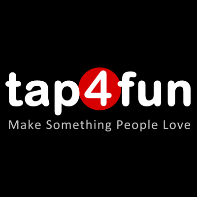 Tap4fun official logo02b
