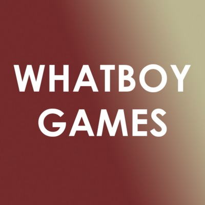 Jobs at Whatboy Games Ltd
