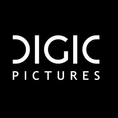 Digic logo square