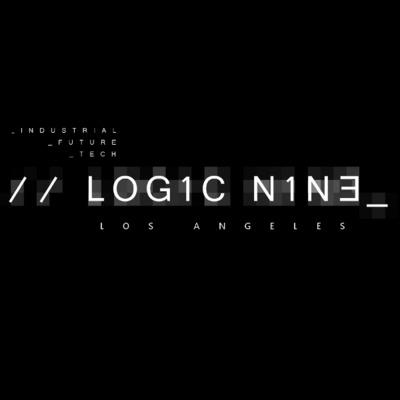 Logicninelogoblack